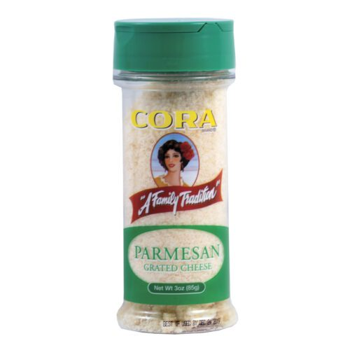 Cora small grated cheese