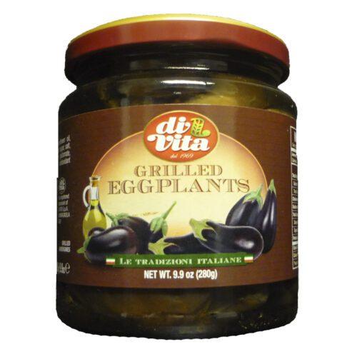 Di Vita grilled eggplant