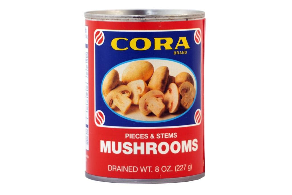 Mushrooms sp large