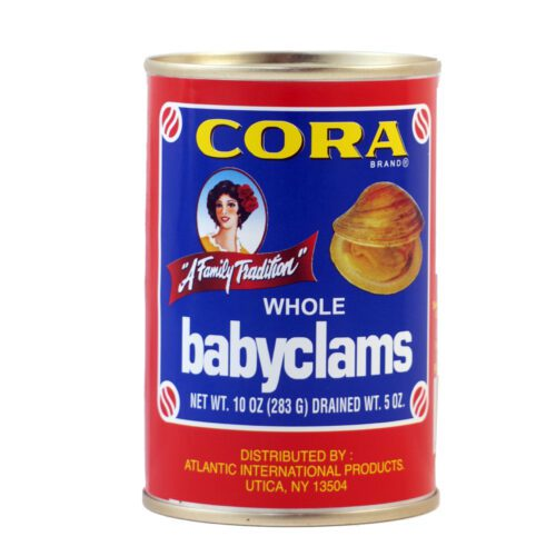 Clam Baby Whole
