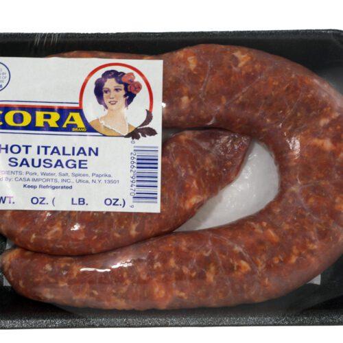 sausage hot rope