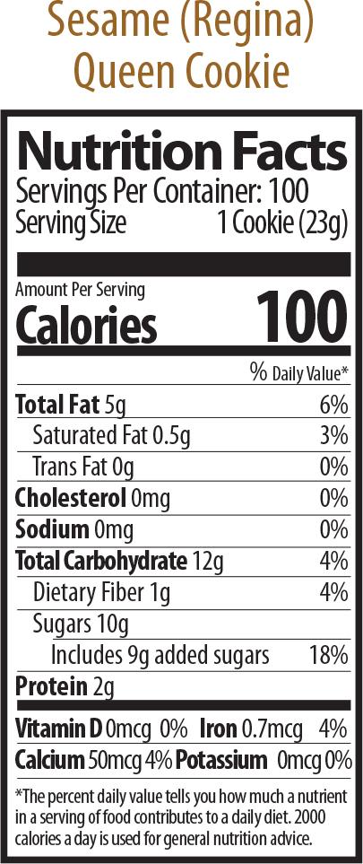 Regina nutrition