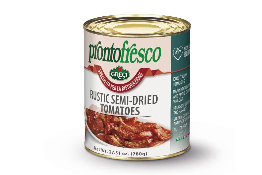 Tomato dried