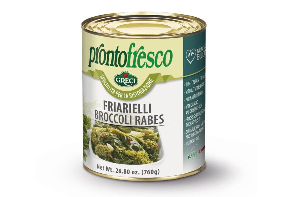 Broccoli rabe sauteed