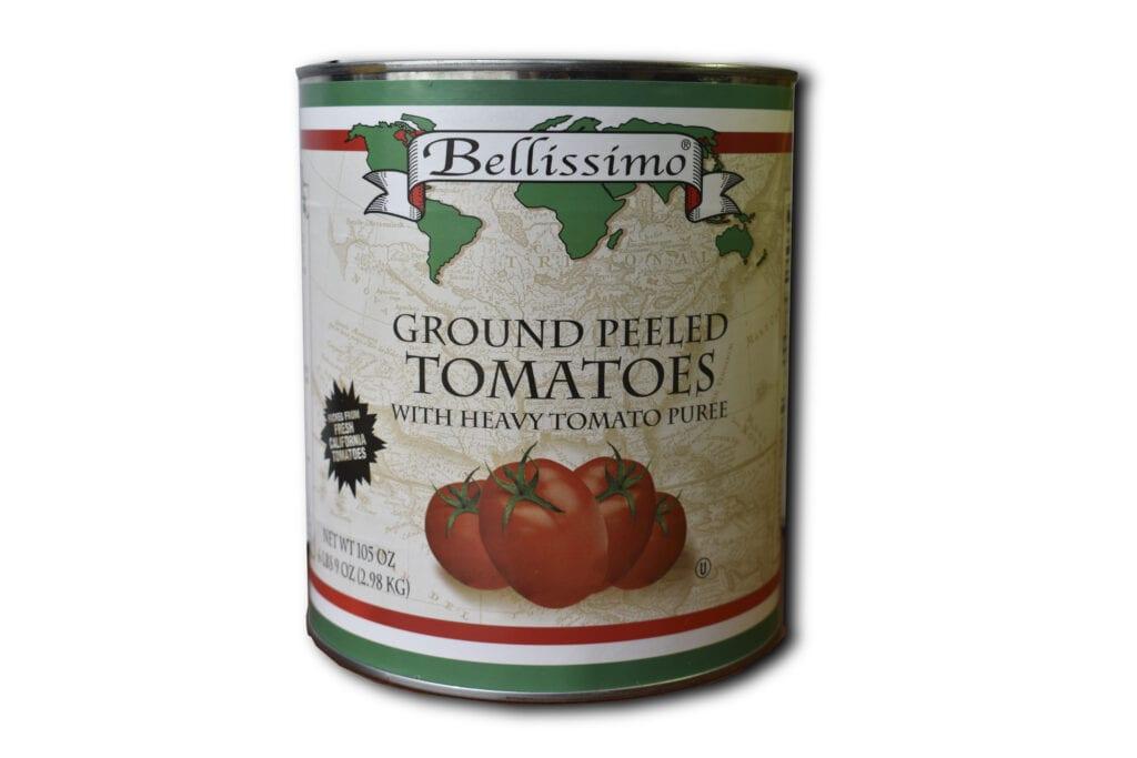 Italian Peeled Puree