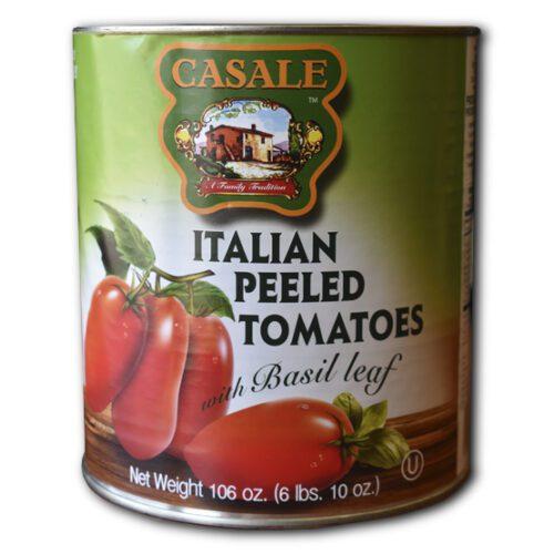 tomato peeled puree
