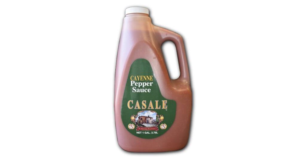 Hot sauce cayenne