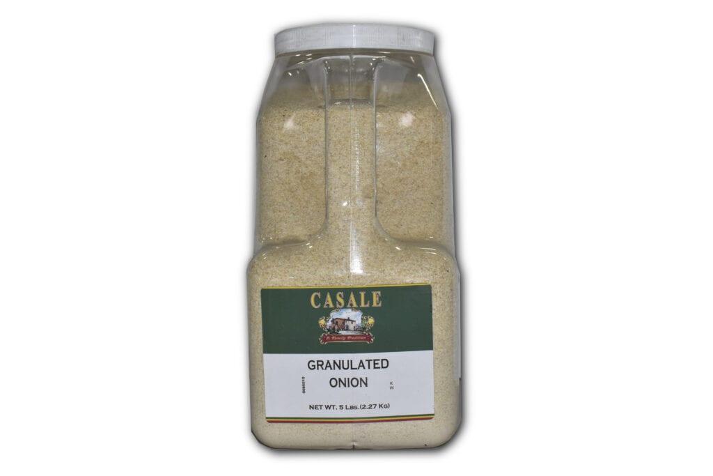 Onion granulated