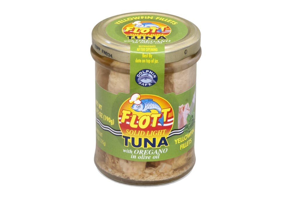 Tuna with Oregano