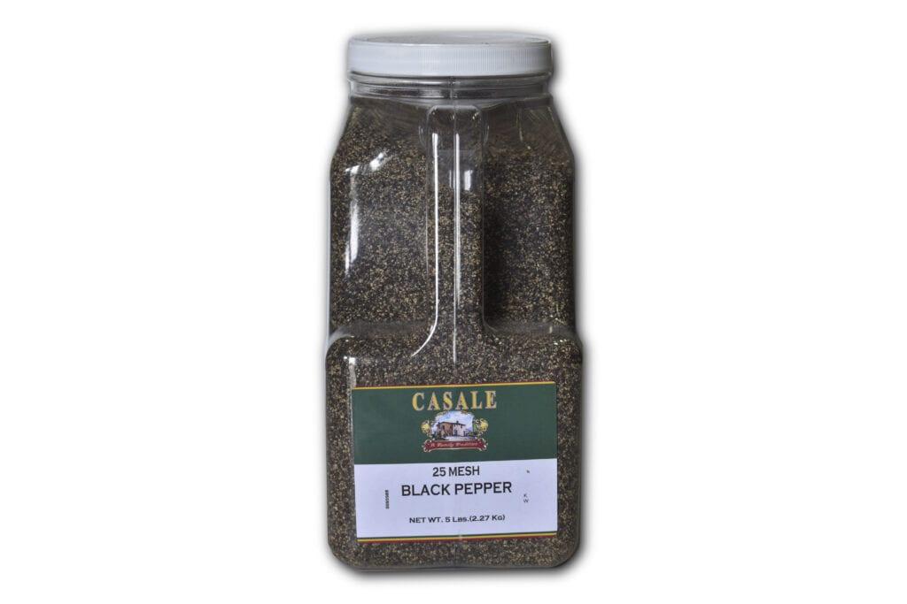 25 mesh pepper
