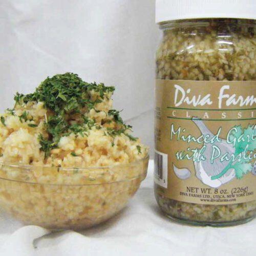 garlic parsley